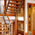Къщата разполага и с асансьор