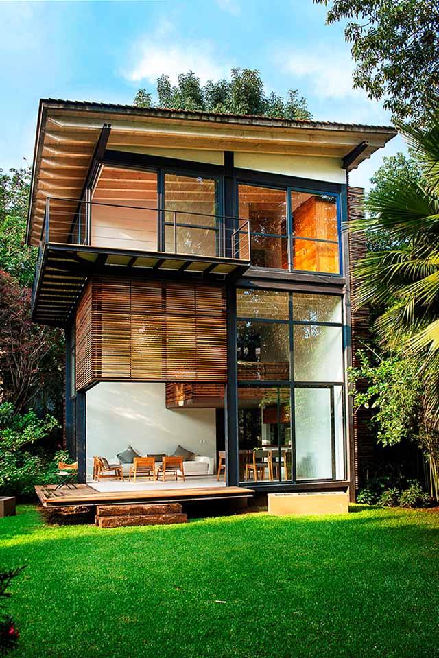 Архитектурни обеми следват околния пейзаж