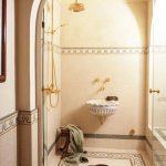 Автентична мивка в банята