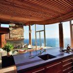 Да готвиш, докато се наслаждаваш на перфектната гледка...