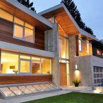 Модерна къща в Канада