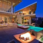 Модерна къща в Лос Анджелис