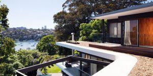 """Къща """"Река"""" край Големия океански път в Австралия"""