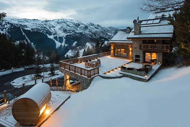 Планинска къща