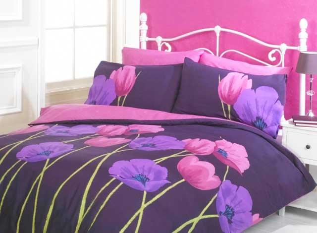 Тектстилни декорации за леглото