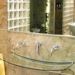 Slate Lite е подходящ както за нови, така и за реновация на стари бани