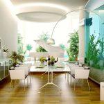 Атмосферата в помещението се променя с присъствието на аквариум...