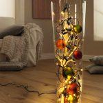 Гирлянди от лампички за декорация в интериора