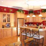 Зелените растения в кухнята могат да заменят коледната украса