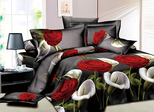 Градинка в леглото