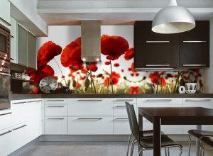 40 идеи за декорация на гръб на кухнята