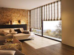 Римски щори – елегантна алтернатива на стандартните завеси