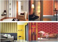 Мебели в пастелени тонове