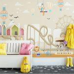 Фототапети за детска стая по поръчка