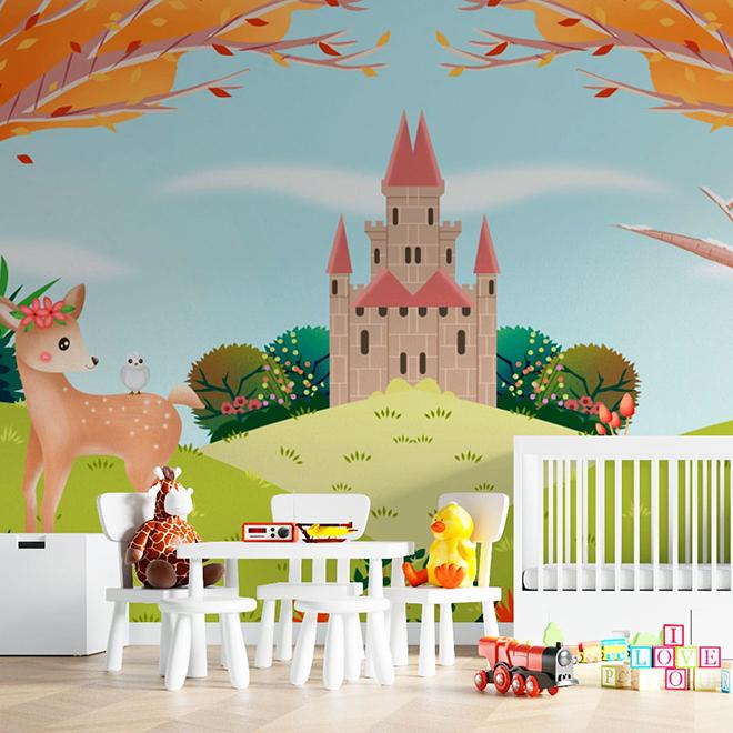 Фототапети за детска стая