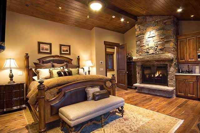 Обзавеждане на спалнята в натурален селски стил