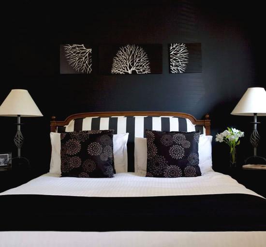 Спалнята – сюжет за нощен разказ. Какъв цвят да изберем за стените?