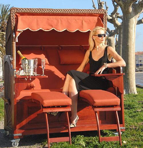 Градински мебели за още повече романтика