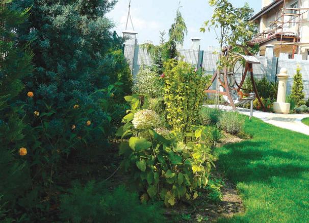 Семейна градина- проект и реализация