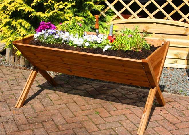 Идеи - Градина в сандъче или на оградата? Защо не?!
