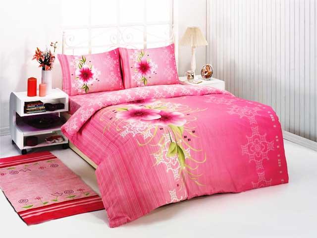 Цветя в леглото за красиви сънища