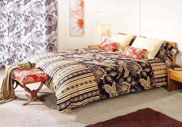 Интериорният текстил - безброй идеи за повече уют