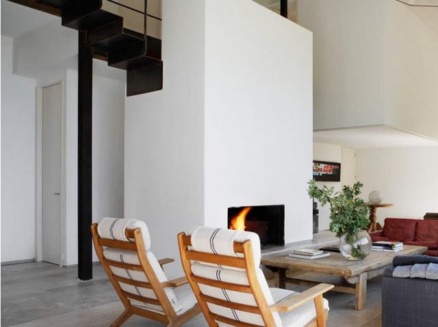 Нещо старо + нещо ново = уютен съвремен дом