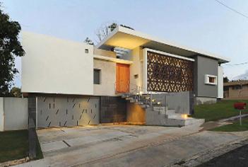 Къща - Архитектурна среща на традиция и модернизъм