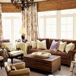 Дневен кът с ратанови мебели