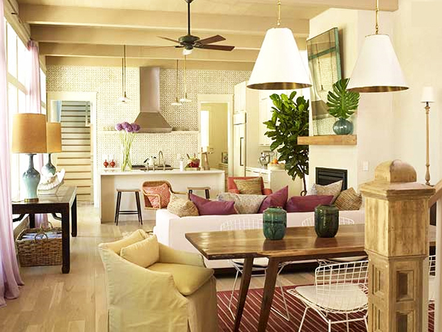 Еко-елементи в жилищния интериор