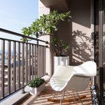 Балконът - място за релакс и глътка свеж въздух