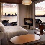 Пастелните цветове подхождат идеално на помещенията за сън
