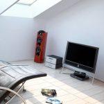 TV-кът в подпокривно пространство
