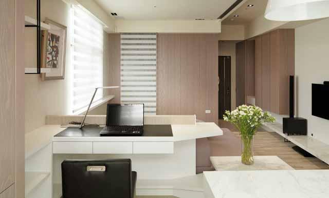 Интериор на едностаен апартамент