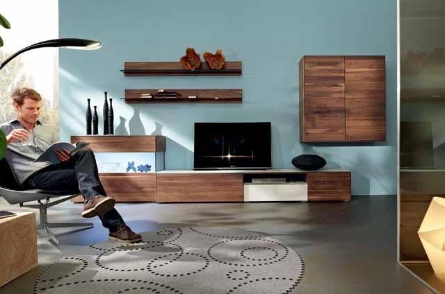 Идеи в пастелни тонове за интериора на дневната