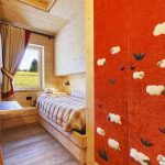 Спалните може и да са малки, но много уютни!