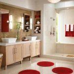 Осветлението в банята определя атмосферата и настроението