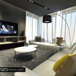 Кът за отдих и развлечение с мека мебел