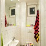 Пъстри аксесоари в банята