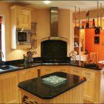 Ъглово разположена кухня