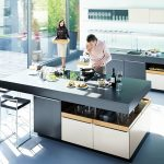 Модерна минималистична кухня