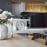 Декоративни елементи от Ориента внасят колорит в атмосферата