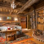 Спалня в рустикален стил