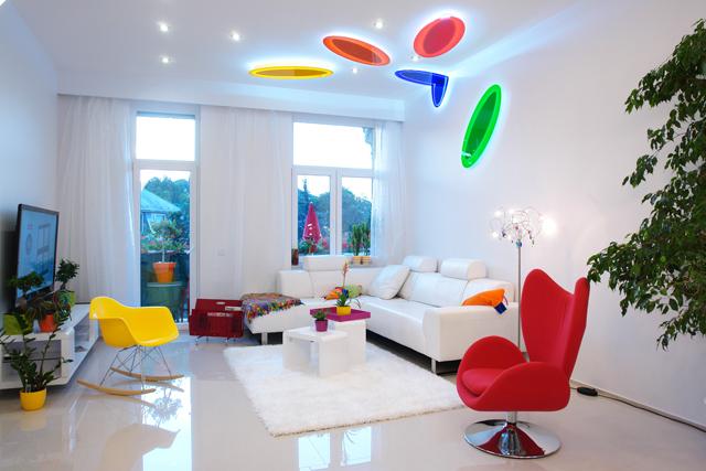 Да можеш да мечтаеш в цветове!
