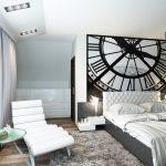 Лежанка с атрактивен дизайн за четене или просто почивка