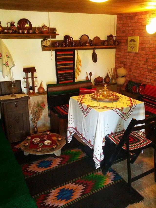 Кътче от къщата на Красимир Иванов - гр. Плевен