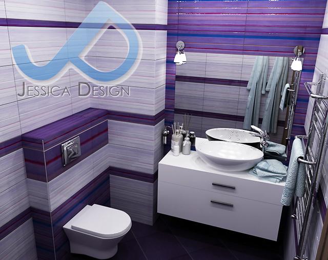 Когато дизайнът облича в образ мечтаната баня…
