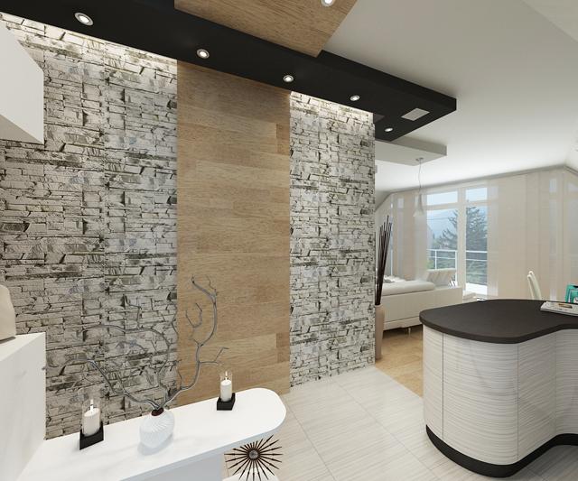 Декоративен камък на стените