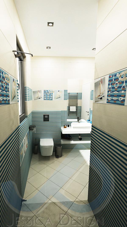 Тоалетната е от серия Кантика