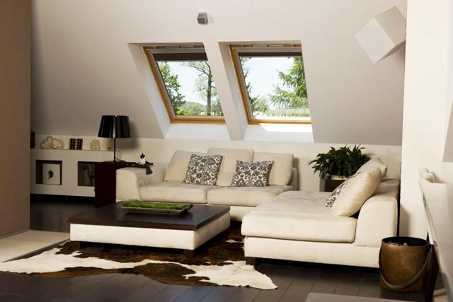 Подпокривните прозорци е необходимо да бъдат с високо качество